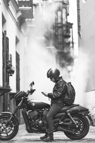 HD STREET 750 ON TOUR