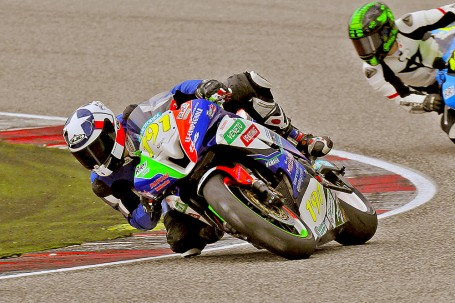 Andy Rossi alla RR CUP 2014